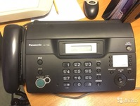 Факc Panasonic KX-FT932